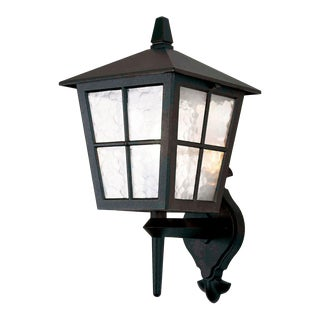 Canterbury Up Wall Lantern