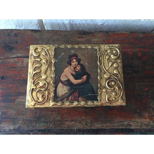 Florentine Wooden Box - Image 3 of 8