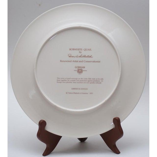 Gorham Don Whitlatch Plate   Chairish