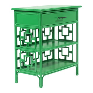 Sobe End Table - Bright Green For Sale