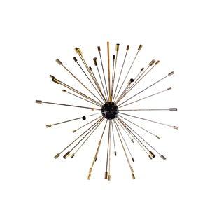 Colossal Sputnik Chandelier For Sale