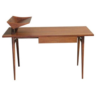 Rare Desk Designed by Bertha Schaefer for Singer and Sons