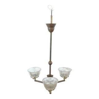 Rejuvenation Light Co. Light Fixture For Sale
