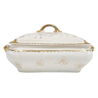 Antique Haviland Limoges Casserole For Sale