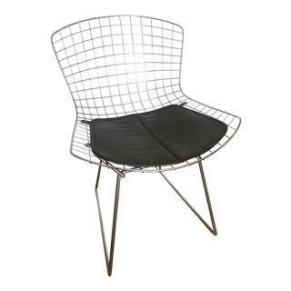 Knoll Bertoia Chrome Side Chair For Sale