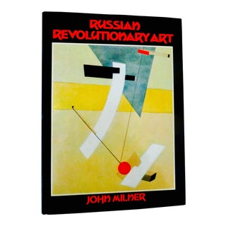 Russian Revolutionary Art Book For Sale