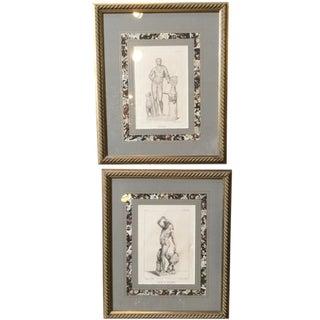 18th Century Engravings - A Pair