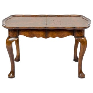 Diminutive Chippendale Style Side Table For Sale