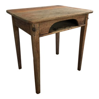Late 19th Century Antique French Country Writing Desk For Sale