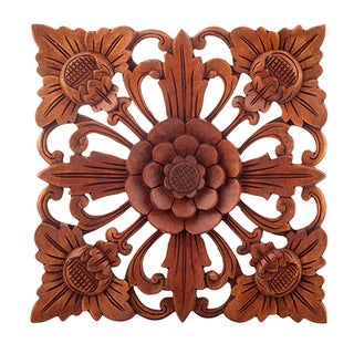 Flower Wall Square, Medium For Sale
