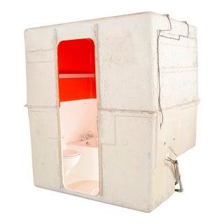 Les Arcs 1800 Prefabricated Bathroom Unit by Charlotte Perriand