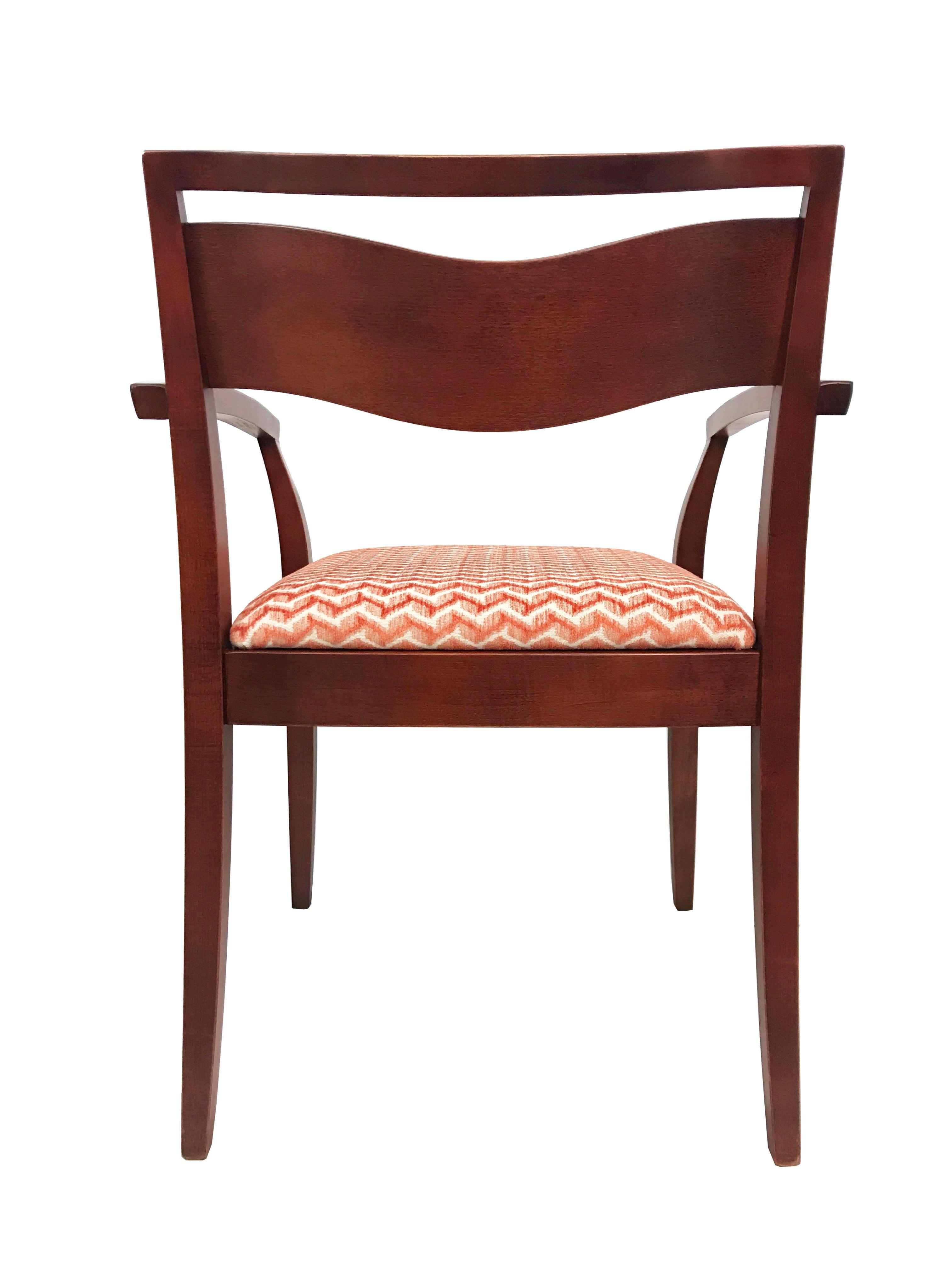 Vintage Knoll Studio Jr Chair Joseph U0026 Linda Ricchio Armchairs   A Pair For  Sale In