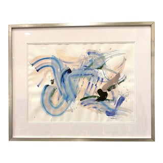 """""""Keira"""" Original Abstract Art by Ng Collective Painting For Sale"""