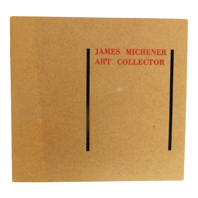 'James Michener: Art Collector' Book - Image 1 of 8