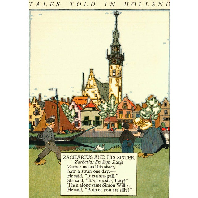 Tales Told in Holland For Sale - Image 5 of 5