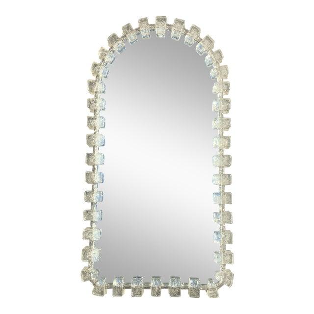 Illuminated Acrylic Resin Mirror For Sale