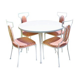 1940s Outdoor Dining Set For Sale