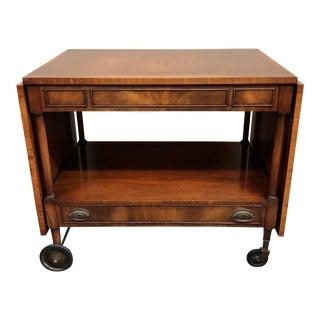Heirloom Weiman Bar Cart