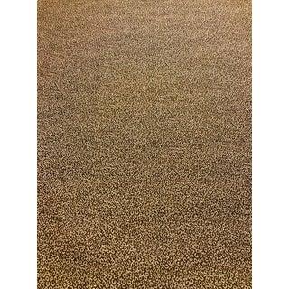 Modern Valdese Weavers Little Leopard Fabric - 7.5 Yards For Sale
