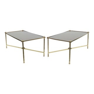 1960s Mid-Century Modern Maison Bagues Coffee Tables - a Pair For Sale