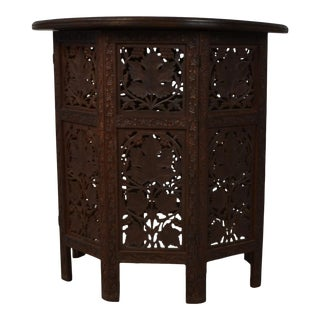 Indian Side Table For Sale