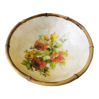 Mother of Pearl Decorative Bowl