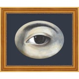 """Image of Small """"Lover's Eye 2"""" Print by Susannah Carson, 12"""" X 10"""" For Sale"""