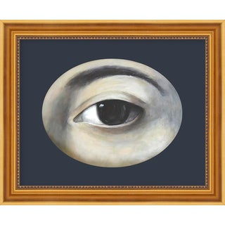 "Small ""Lover's Eye 2"" Print by Susannah Carson, 12"" X 10"" For Sale"