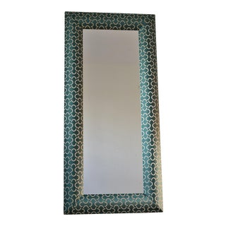 Italian Hand Made Limited Edition Mirror For Sale