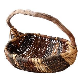 Vintage Gathering Basket