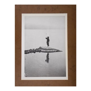 Vintage Photograph by Edouard Boubat (France 1923-'99) For Sale
