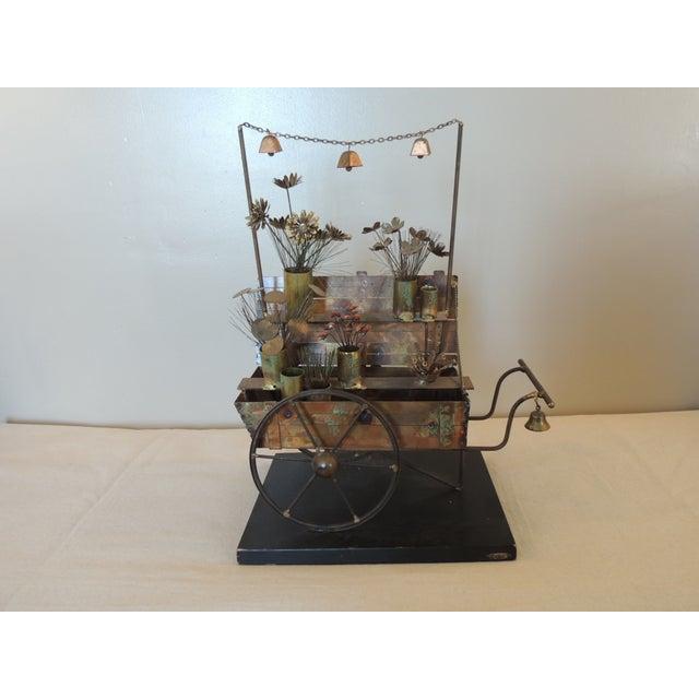 Vintage Curtis Jere Sculpture - Image 2 of 7