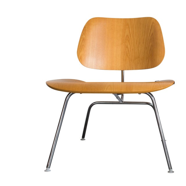 Eames Molded Plywood LCM Chair - Image 1 of 6