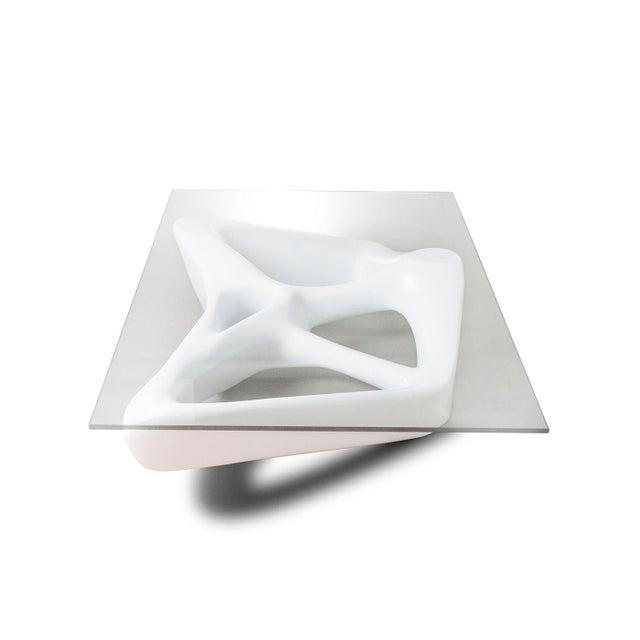 Amorph Custom Net Coffee Table For Sale - Image 4 of 10