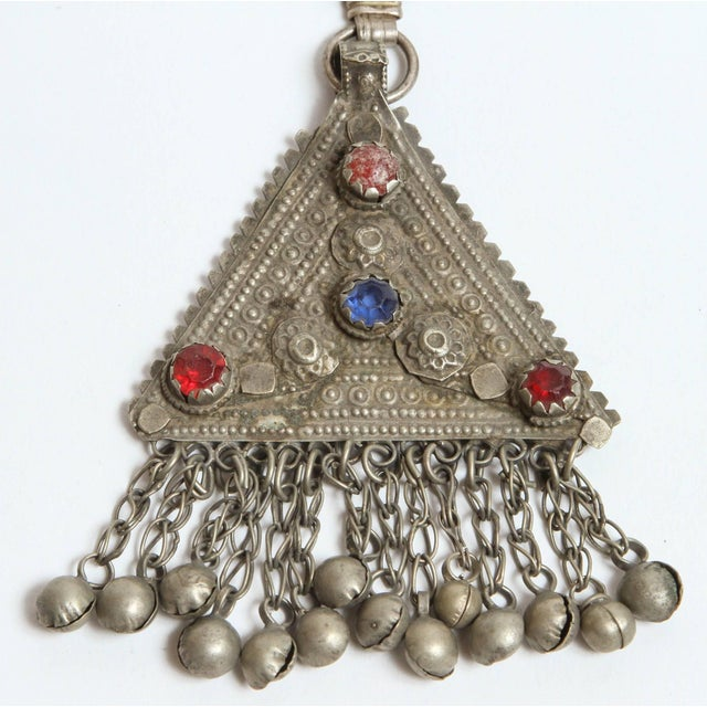 Islamic Vintage Moroccan Fibula For Sale - Image 3 of 7