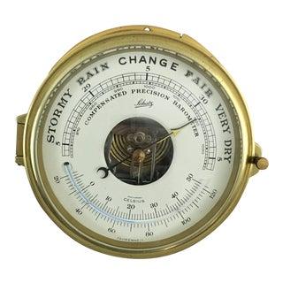 Schatz Compensated Precision Barometer