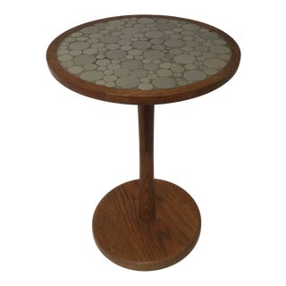 Mid-Century Modern Tile Top Occasional Table by Gordon and Jane Martz For Sale