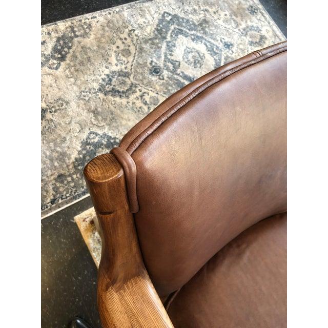 Kenneth Ludwig Chicago Modern Kiannah Club Chair For Sale - Image 4 of 11