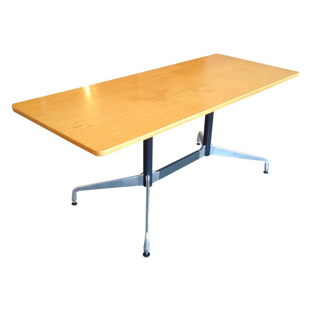 Eames Table in Ash - Image 1 of 6