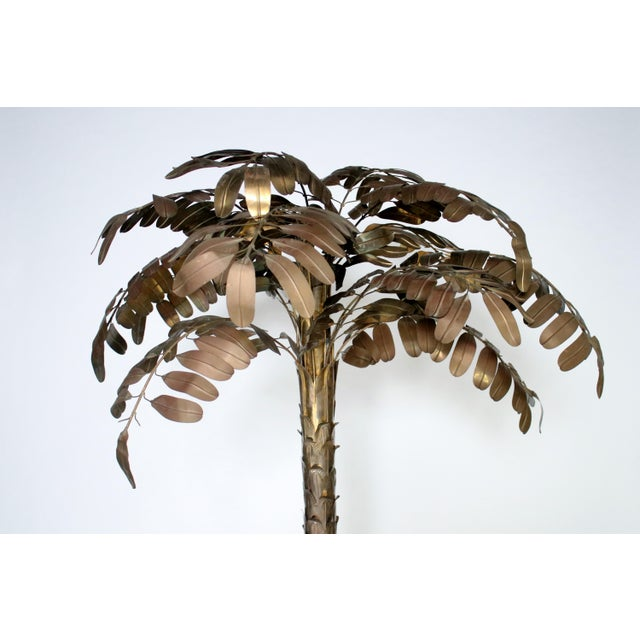 Monumental Metal Palm Tree Sculpture For Sale In Chicago - Image 6 of 9