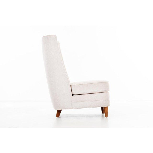 Paul Laszlo High-Back Lounge Chairs For Sale - Image 9 of 12