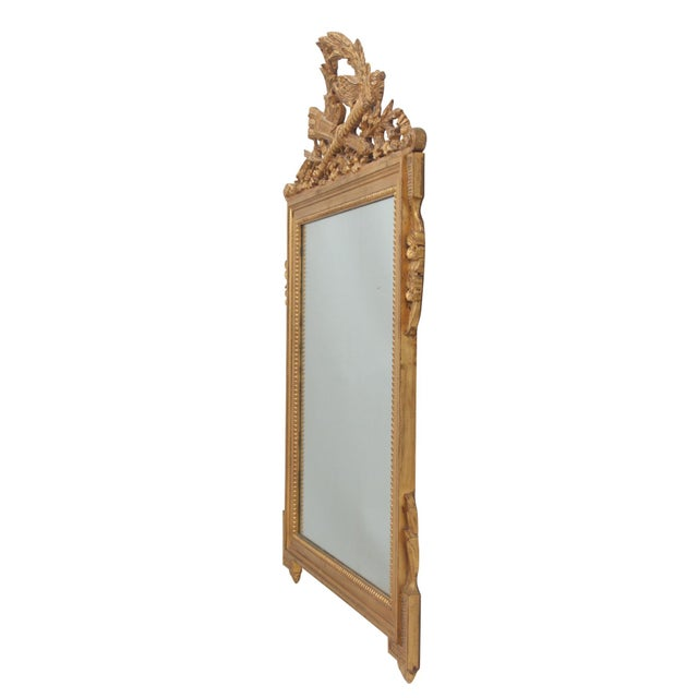 Neoclassical Style Giltwood Mirror - Image 5 of 5