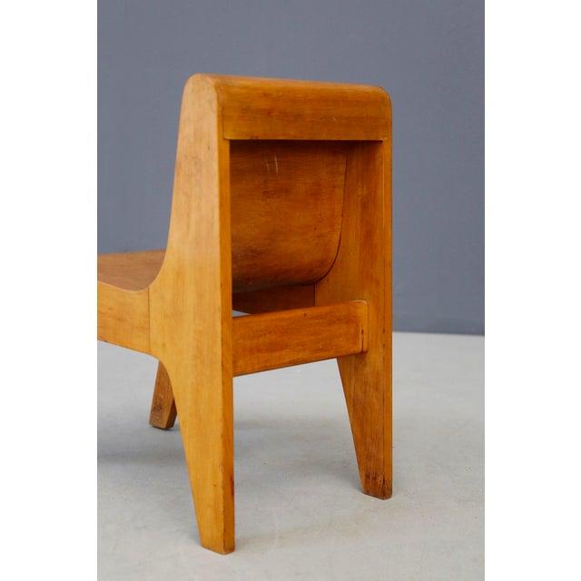 Children Italian Chair Prototype by Pierluigi Ghianda, 1960s For Sale - Image 6 of 7