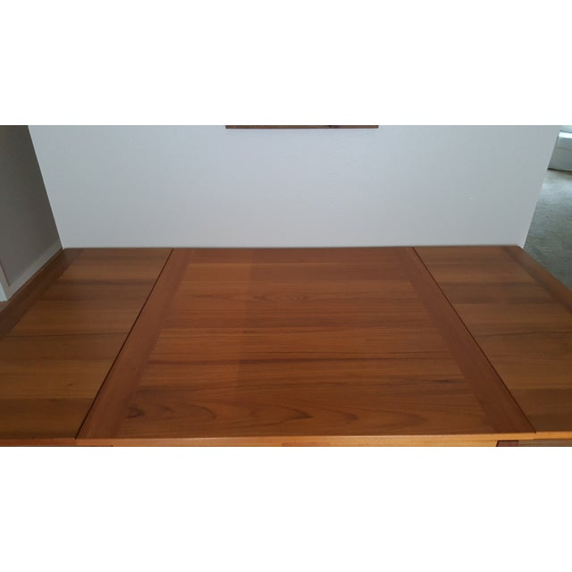 Møbler Teak Dining Table - Image 8 of 10