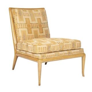 Robsjohn Gibbings Slipper Chair For Sale