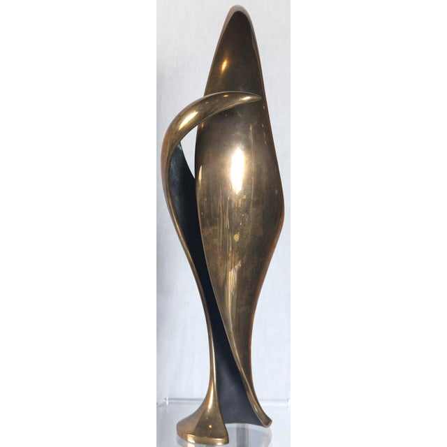Cast Bronze Sculpture by Tom Bennett For Sale In New York - Image 6 of 6