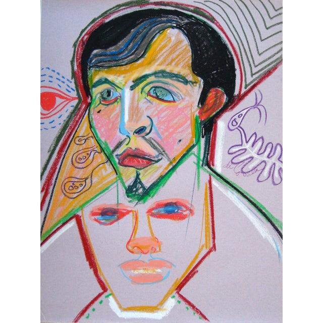 Michael di Cosola Surrealist 20th C. Portraits For Sale