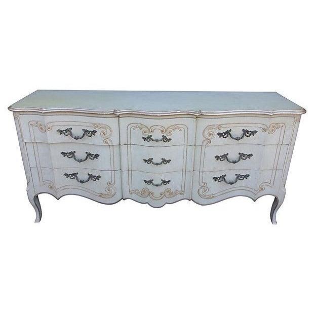 John Widdicomb French Style 9-Drawer Dresser - Image 1 of 7