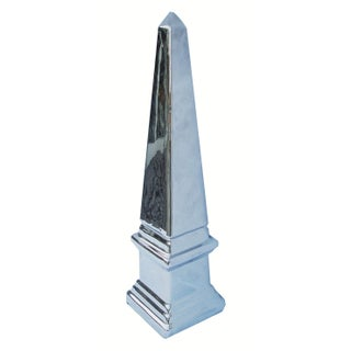 Large Ceramic Obelisk