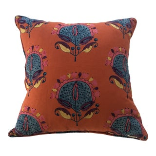 Tulu Stella Throw Pillow For Sale
